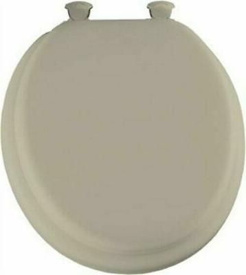toilet seat soft round closed front w