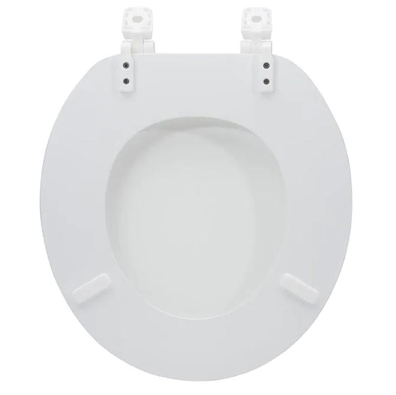 Project Source Toilet Hinges Soft Bucket