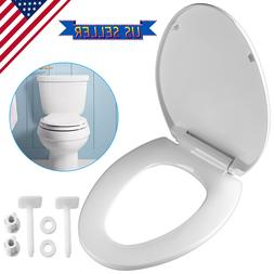 Winfield Heavy Duty Toilet Seat Cover Round/Elongated Slow C